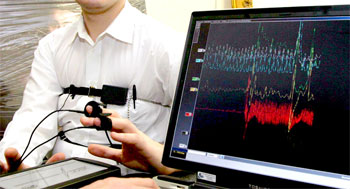 Polygraph testing of personnel